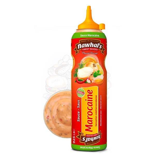 Sauce Marocaine 950g - Nawhal's