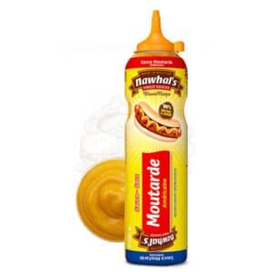 Sauce Moutarde Américaine 950g - Nawhal's