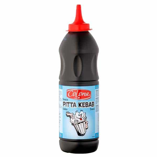 Sauce Pitta Kebab 840g - Colona