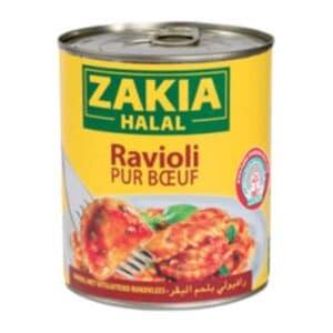 Ravioli halal au boeuf 800g - Zakia