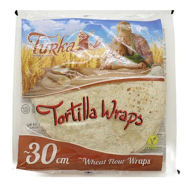Tortilla Wrap 30cm - Turka